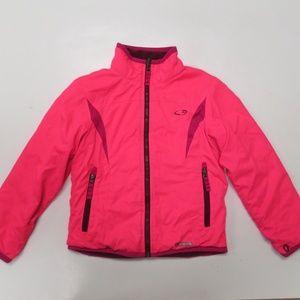 Champion C9 Pink Venture Warm Jacket Girls Small